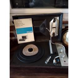 Tourne disque Phillips